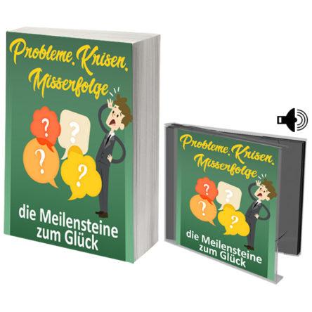 Probleme, Krisen, Misserfolge – die Meilensteine zum Glück
